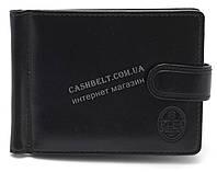 Стильный компактный мужской зажим для денег  P.T.K. art. COF 1014 черный, фото 1