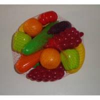 Игровой набор Фрукты овощи Орион 24 предмета