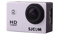 Экшн камера SJCam SJ4000 оригинал (белый) (SJ4000-White)