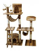 Когтеточка, игровой домик для кота