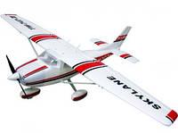 Модель р/у 2.4GHz самолёта VolantexRC Cessna 182 Skylane 1560мм PNP (TW-747-3-BL-PNP), фото 1