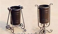 Урна для мусора кованая профильная (19 л)