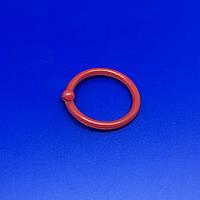 Кольцо заводное. Пластик. 25мм