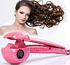 Плойка-стайлер для волос babyliss pro perfect curl, PINK