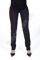 """Утепленные брюки для беременных  """"Дудочки"""", размер XL"""