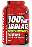 Nutrend 100% Whey Isolate 1800g, фото 1