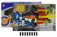 Лук (поролоновые стрелы, мишень) 8003С, р.41,5х26х5,6 см.