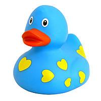 Голубая утка в сердечках LiLaLu L1042 (L1042)