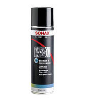 Очиститель тормозов и деталей сцепления SONAX Professional