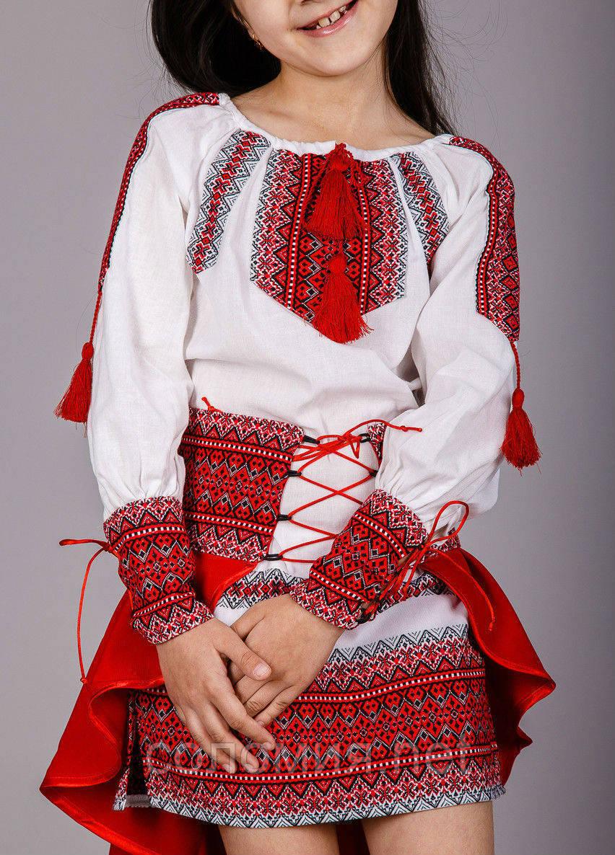 567ae3bac204cb ... Вишиванка для дівчинки, вышиванка для девочки, костюм, вишитий костюм,  ...
