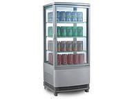 Холодильная витрина-шкаф GGM PVK82U