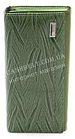 Практичный женский  кошелек зеленого цвета WEIAN art.3701