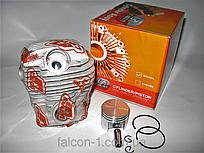 Цилиндр с поршнем Solo 665, 675, 681, серия PROFI, (d=52mm)