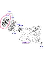 Диск сцепления на Hyundai Sonata.Код:41100-24520
