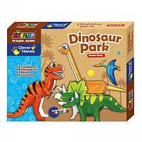 Игровой набор для творчества Avenir Clever Hands Dinosaur Park (СН1091)