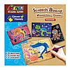 Набор для гравировки Avenir Clever Hands Scratch Board Mysterious Ocean (СН1085)