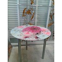 Стеклянный стол - фотопечать С -100