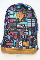 Городской качественный  рюкзак Wallaby