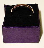 Кольцо обручальное гладкое(1шт.) Арт 2000058