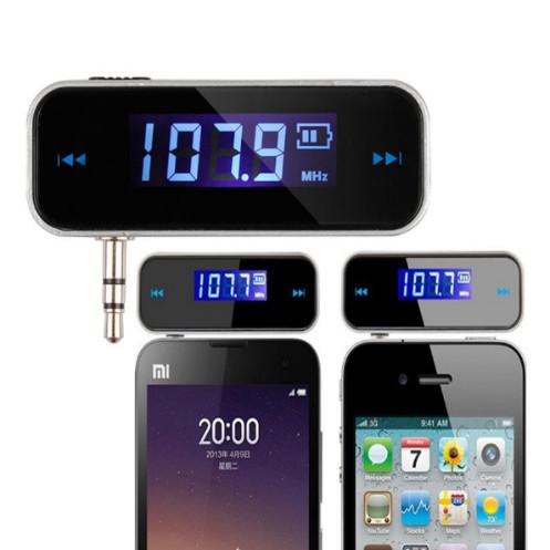 FM модулятор для телефона