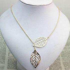 Кулон leaves
