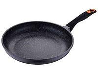 Сковорода Blaumann BL-1085 N 24х4,5 см (мрамор)