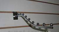 Флейта в эконом-панель на 9 шаров 40см