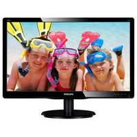 """Монитор TFT PHILIPS 19.53"""" 200V4QSBR/00 16:9 MVA FullHD DVI Black"""