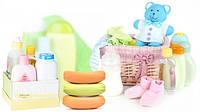 Детские шампуни и средства гигиены