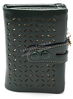 Женский  кошелек зеленого цвета FUERDANI art.88042