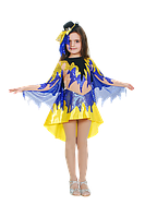 Синичка новогодний карнавальный костюм для девочки / BL -  ДЖ84