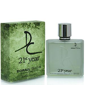 Dorall Collection - 21st Year Man 100ml мужская туалетная вода (версия Cerruti 1881)