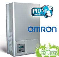 Сетевой солнечный инвертор OMRON KP 100L-OD-EU 10 кВт (3 фазы, 3 MPPT)