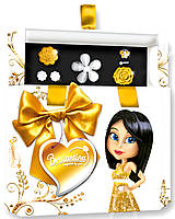 Подарочный набор Hex Box (золотой) 51109 (51109)
