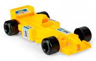 Авто Формула - машинка, Wader, желтый (39216-3)