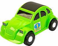 Авто-жучок - машинка, Wader, зеленая (39011-1)