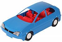 Игрушечная машинка авто-купе синяя, Wader, синий (39001-2)