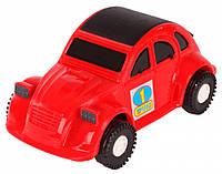 Авто-жучок - машинка, Wader, красная (39011-3)