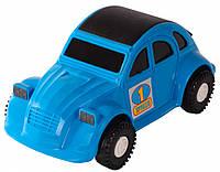 Авто-жучок - машинка, Wader, синяя (39011-2)