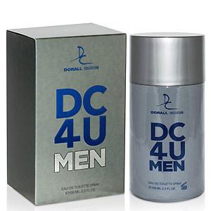 Dorall Collection - DC 4 U Men 100ml мужская туалетная вода (версия CHerrera 212)