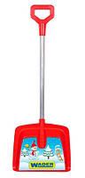 Детская лопатка большая IML, красная, Wader (72250-2)