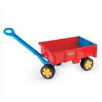 Детская игрушка-тележка  wader (10950)