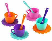Ромашка, набор посуды 12 предметов (39081-2)