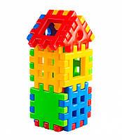 Соединяйка - игрушка-конструктор, 13 элементов, Тигрес (39196)