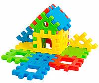 Соединяйка - игрушка-конструктор, 16 элементов, Тигрес (39197)