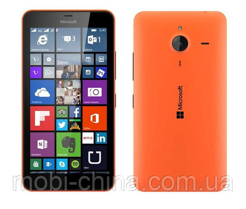 "Смартфон Microsoft Lumia 640 XL DS 8GB Orange 5.7"", фото 2"