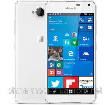 "Смартфон Microsoft Lumia 650 DS 16GB White 5"", фото 2"