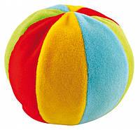 Мягкая игрушка-погремушка Мяч - 2/890 (2/890)