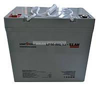 Аккумулятор мультигелевый Logicpower LPM-MG 12V 55AH, фото 1
