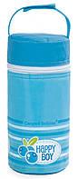 Термоупаковка мягкая Фрукты - 69/008, голубой (69/008-2)
